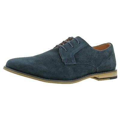 J75 by Jump Griffin Men's Suede Classic Casual Dress Oxfords Shoes