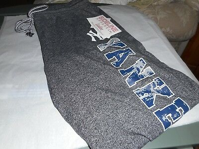 Sideline Apparel  Sweatpants Lightweight  Women  Sz L New York Yankees  NWT