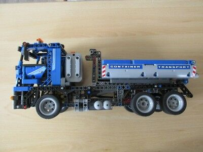 Lego Technic Container Truck Set 8052 Model Only No Box Or