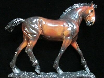 War Horse Starlite Creation By Kitty Cantrell & Caroline Boydston, Signed