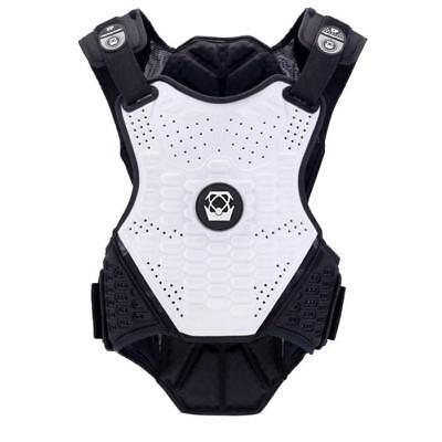 ATLAS Guardian Lite Whiteout Brustpanzer weiss Motocross Enduro MX Cross