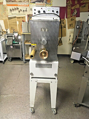 Edelweiss Used TR95 Pasta Extruder w/3 Dies