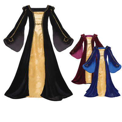GAME OF THRONES Dress Plus Size Ren Faire Costume Queen\'s Medieval ...