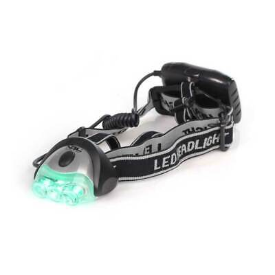 Linterna Frontal LED Luz Verde para Cultivo Green Eye Unicorn (VDL)