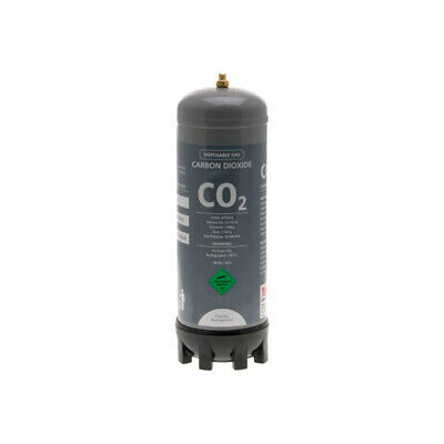 CO2 / Carbon dioxide Gas disposable Bottle Neptune Hydroponics (1000g)