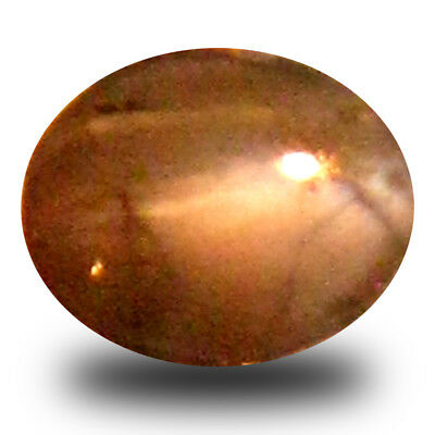 0.50 ct Oval (5x4mm) Un-Heated Color Change Alexandrite Cat's Eye Loose Gemstone