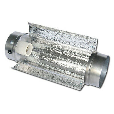 Pyrex Mini  CoolTube V2 E40 with Reflector for Grow - 220mm (Ø125mm)
