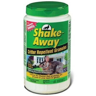 Shake Away SHK5006258 Shake Away 5006258 Fox Urine Granules  5-Pounds