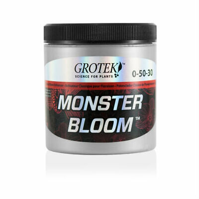 Estimulador de Floración / Fertilizante en Polvo Grotek Monster Bloom (130g)