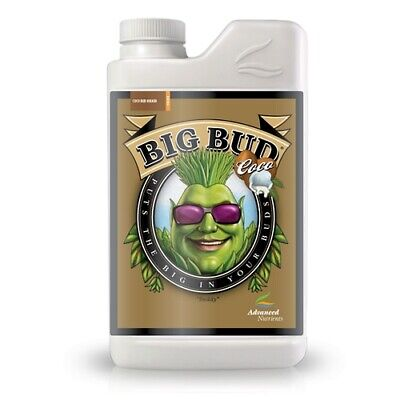 Estimulador de floración líquido Advanced Nutrients Big Bud Coco (250ml)
