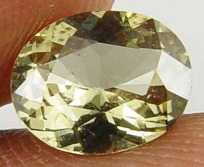 KORNERUPINE Natural 1.40 CT Nice Glowing Oval Gemstone 11010345