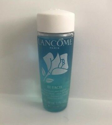 Lancome Bi-Facial Non Oily Instant Cleanser Sensitive Eyes -Travel Size 30ml
