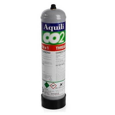 Botella / Bombona de recambio CO2 desechable Aquili CO2 (500g)