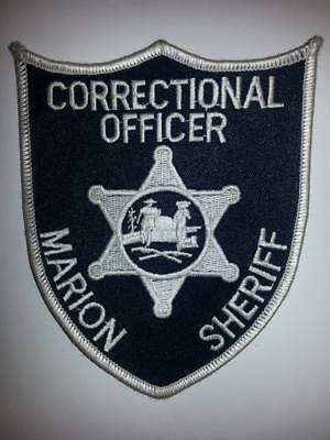Marion County Sheriff Correctional Patch West Virginia (VA)