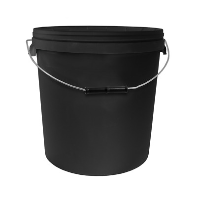 Bucket / Hermetic Container with Cover and Handle Hydrogarden (33L)