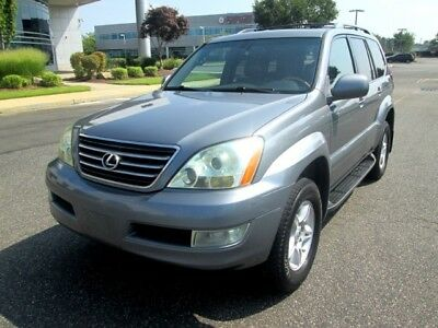 GX 470 2004 Lexus GX470 4WD SUV Loaded Luxury 1 Owner Super Clean Serviced Must See