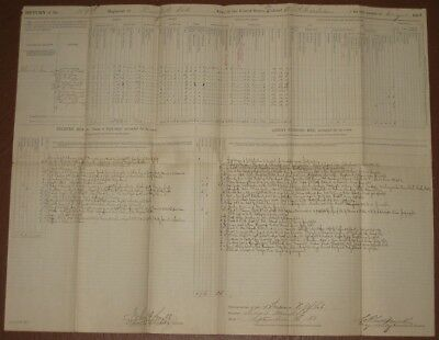1863, 47th New York, Major Christopher MacDonald, roster, Morris Island, S.C.