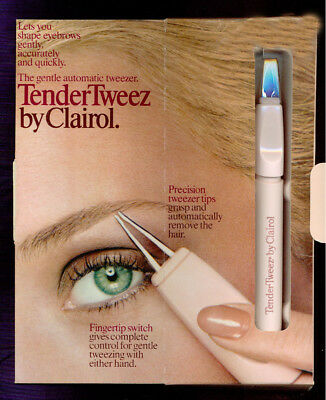 TwenderTweez* by Clairol.  Never used still in box.  PT-1