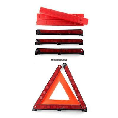 Warning Foldable Safety Triangle Roadside Hazard Sign Symbol for EH7E