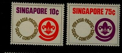 Singapore 1974 9th Asian Scout Conference