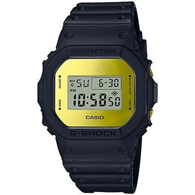 Casio G-Shock Black Resin Mens Digital Watch Dw-5600Bbmb-1D