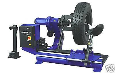 Semi-Automatic Truck Tyre Changer 1.8KW/415V/3PH (CE Standard)