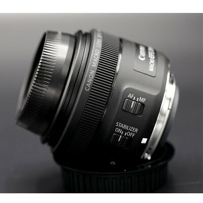 Canon EF-S 35mm F2.8 Macro IS STM Lens ship from EU nuovo