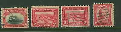 USA 1901 Issues Used