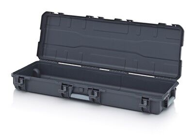 Storage case, Long c/w Wheels,  Great for Instruments Etc