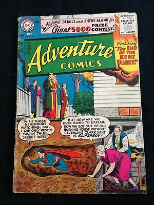 Adventure Comics, #229, Oct. 1956
