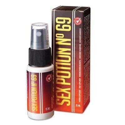 Potion Sex Spray Estimulante 15Ml + Env. Discreto