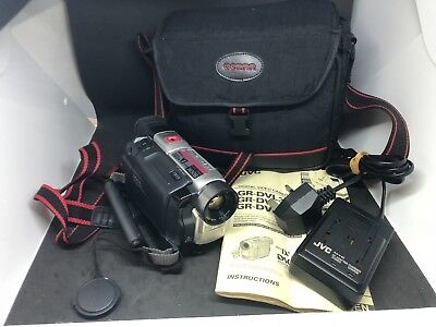 JVC Digital Video Camera - GR-DVL109E With Case And Accessories