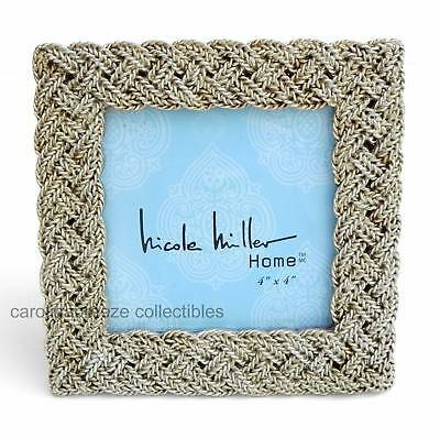 Photo Frame Nicole Miller Home High Gloss Spring Green Floral