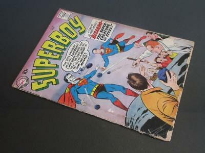 Superboy #68 DC 1958 - ORIGIN and 1st app Bizarro Superman - silver age comics!!