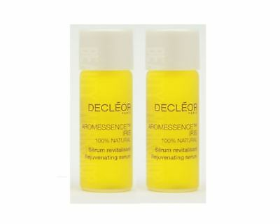 Decleor Aromessence Iris Serum Revitalising Rejuvenating Serum 5ml x 2 *HOT*