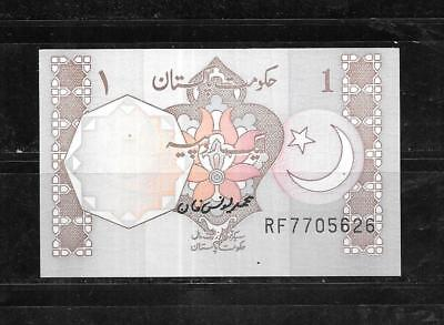 Pakistan 1983 Rupee Unc Mint Old Vintage Banknote Paper Money Currency Bill Note