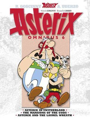 Asterix: Omnibus 6 Asterix in Switzerland, The Mansions of the ... 9781444004915