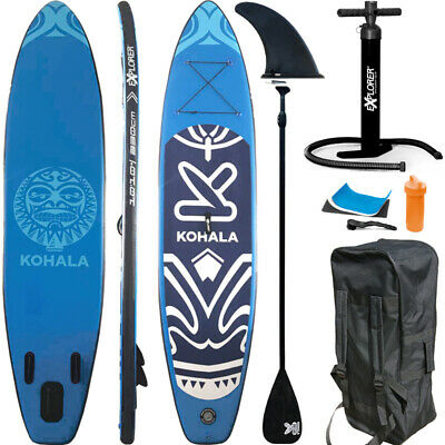 EXPLORER KOHALA 10.10 330 SUP Board Stand Up Paddle Surf aufblasbar Paddel Aqua