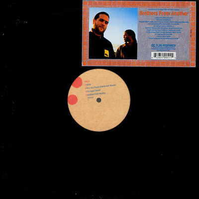 """AmmonContact - Brothers From Another (Vinyl 12"""" - 2004 - US - Original)"""