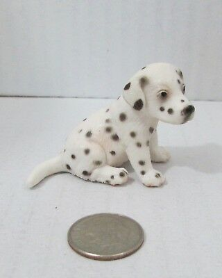 Schleich Dalmatian Puppy Sitting Retired 16348