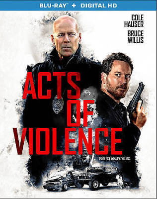 Acts of Violence (Blu-ray Disc, 2018)