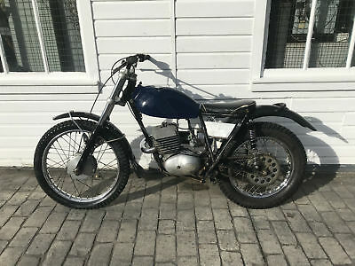 Cotton 250 1963 Pre 65 Twinshock Trials Bike