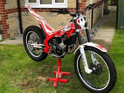 2017 BETA EVO 250cc Trials bike - pre owned