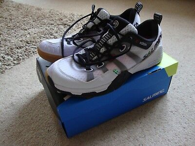 RRP£150 Salming Kobra Squash Shoes 10 Indoor Court