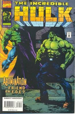Incredible Hulk 431 From 1995