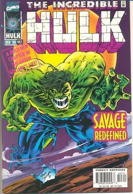 Incredible Hulk 447 From 1996