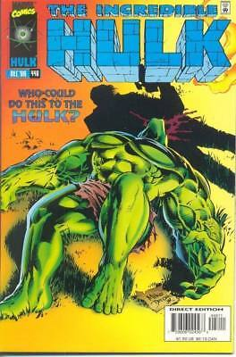 Incredible Hulk 448 From 1996