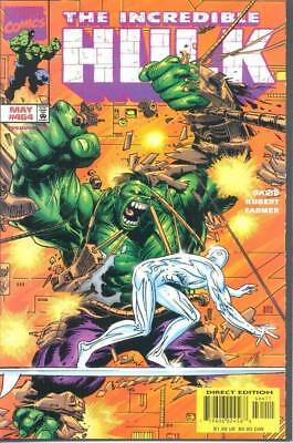 Incredible Hulk 464 From 1998