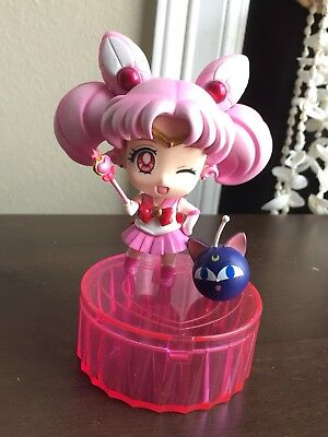 PRETTY GUARDIAN SAILOR MOON Sailor Chibi Moon Petit-Chara DX Figure Collectible