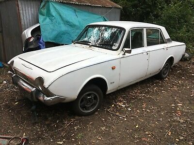 ford corsair 1964 for restoration 18 zetec